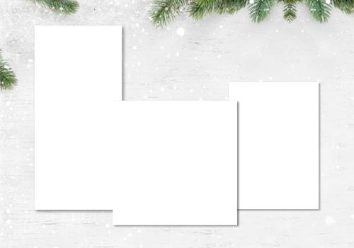 julekort god jul, bestill julekort